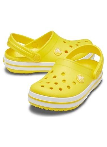 Crocs Crocband Clog K Sarı Çocuk Terlik Cr0928 7C1 Sarı